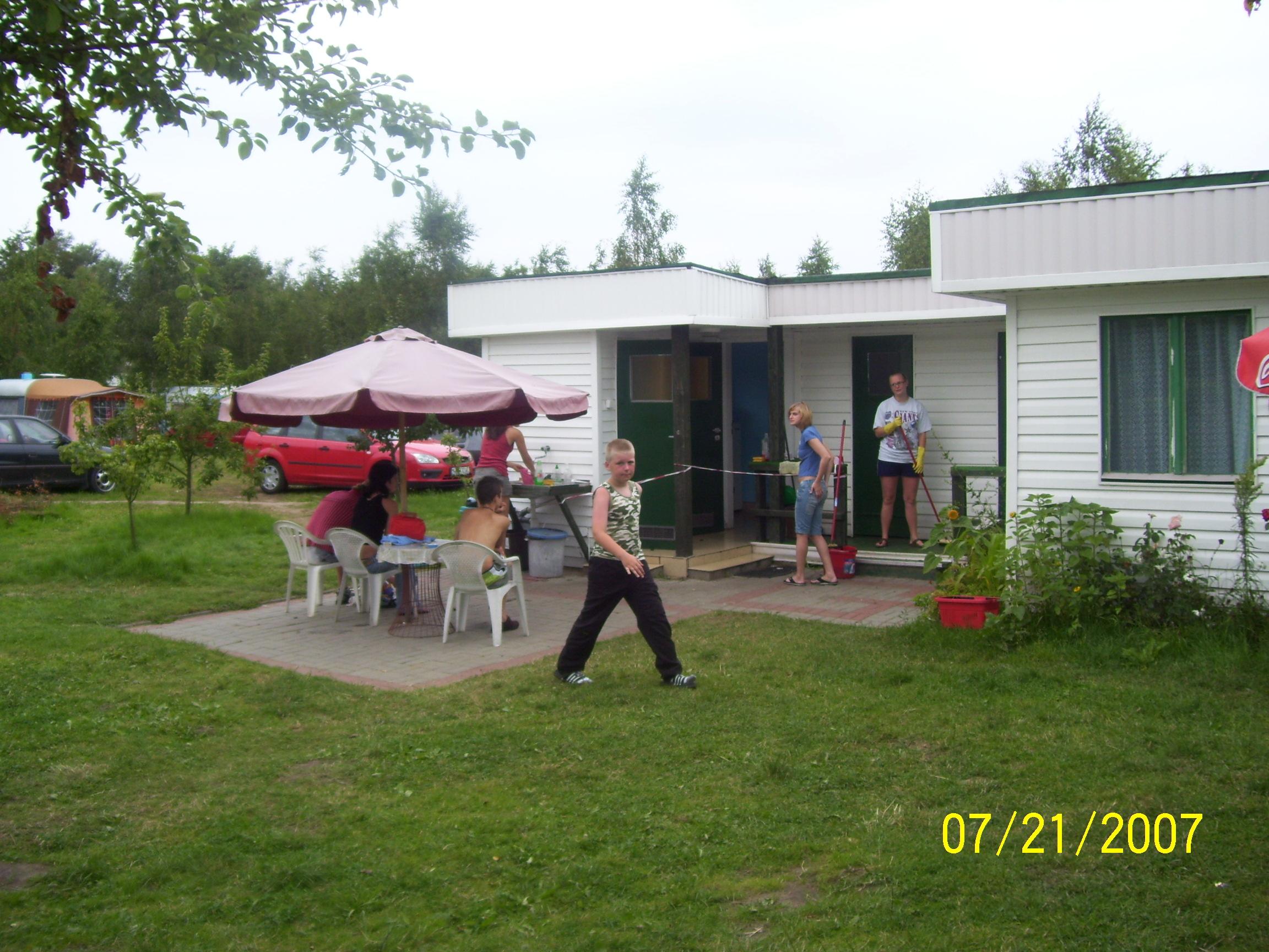 sanitariaty campingu w 2007r