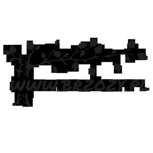 logo pod brzozami