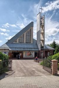 Kościół pod wezwaniem Matki Bożej Uzdrowienia Chorych – Dźwirzyno