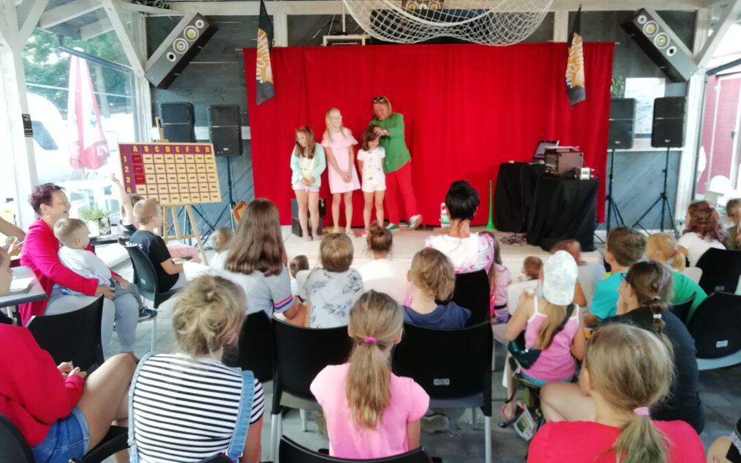 Fotorelacja z kabaretu dla dzieci 14.07.2019