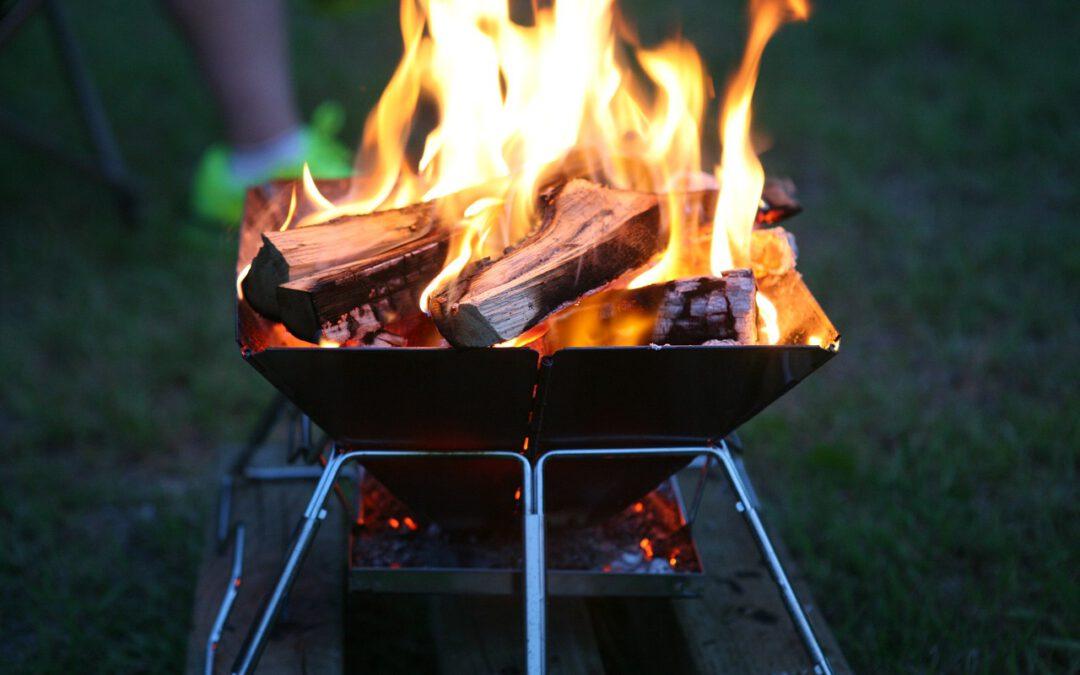 Twórczy i pożywny jadłospis campingowy