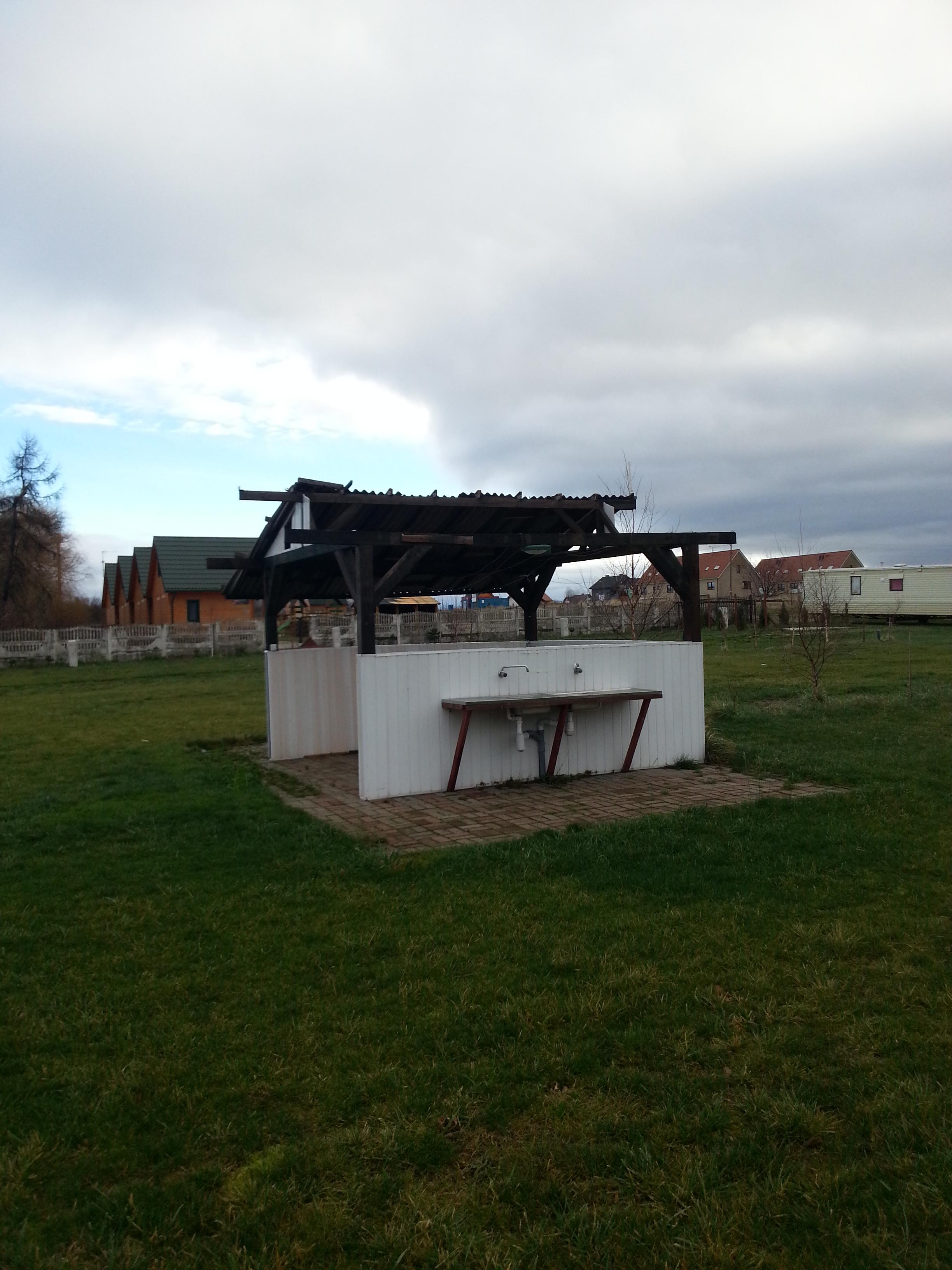 pole namiotowe po ksawerym
