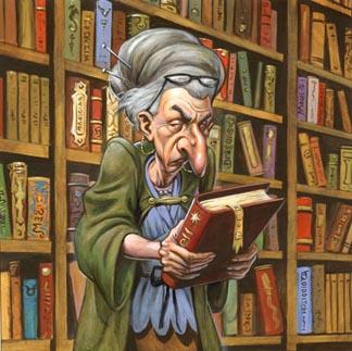 stara bibliotekara