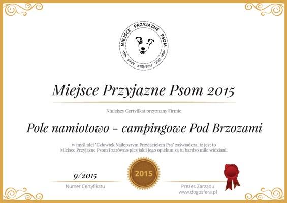 certyfikat dogosfera.pl