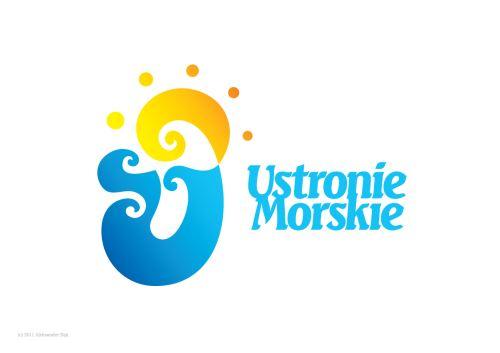 logo ustronia morskiego