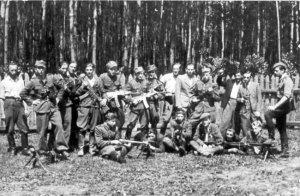 żołnierze wykleci
