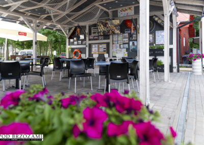restauracja Górbar Ustronie Morskie